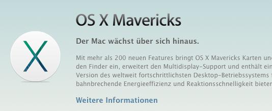 OSX-Installation