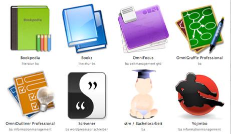 Bachelorarbeit – Technisches Setup