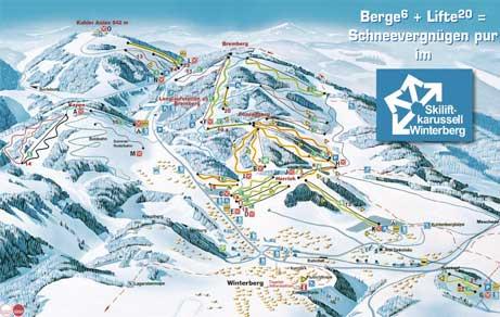 Spontaner Ski-Trip nach Winterberg