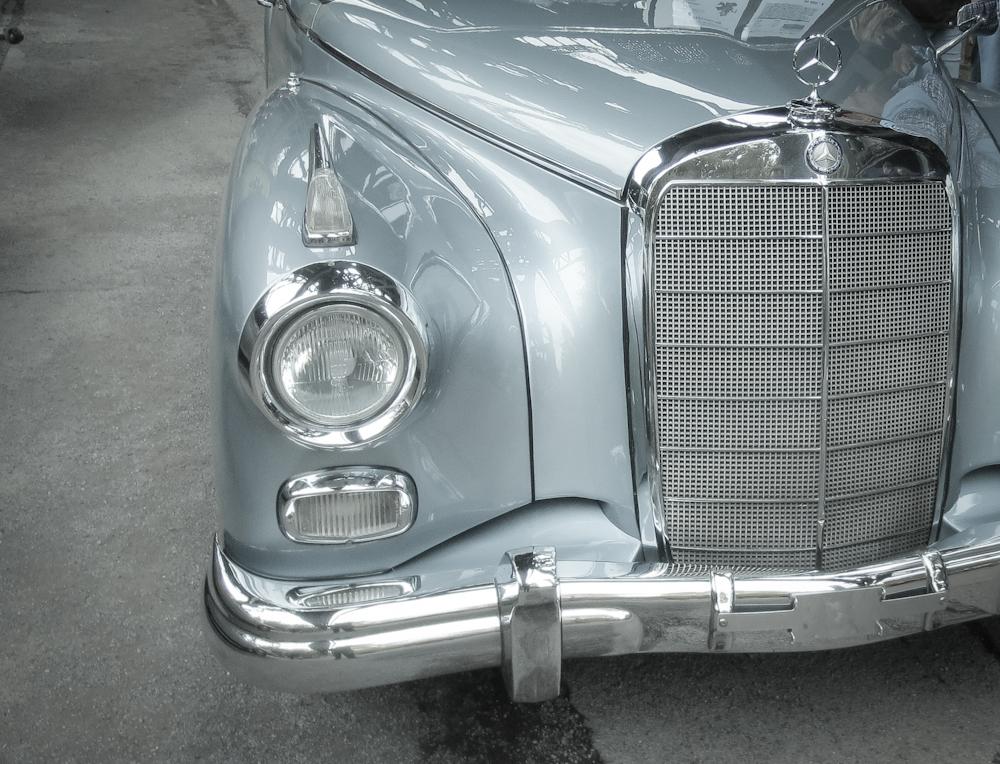HistoriCar 2013 - Mercedes Oldtimer